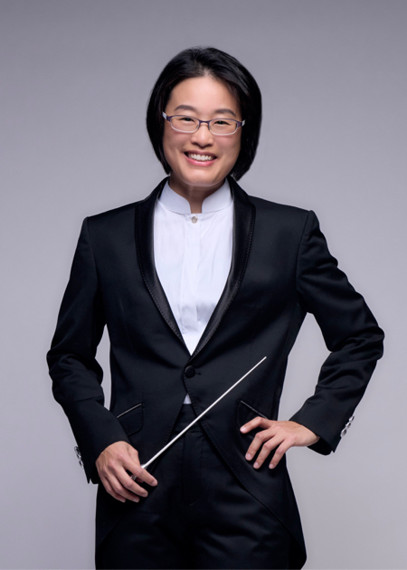 YIN-FANG CHANG, Conductor-in-Resident